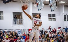 Men's basketball stuggles late as they fall to Central Connecticut
