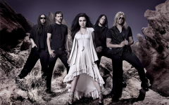 Photo Credit: (Evanescence)