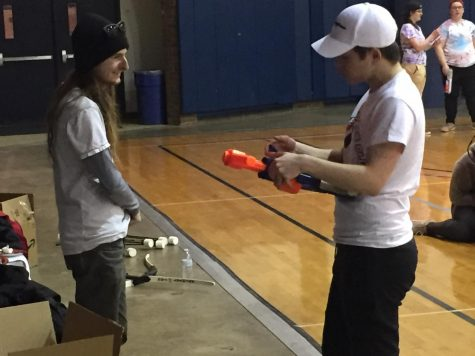 Student Life hosts Nerf War in John Jay