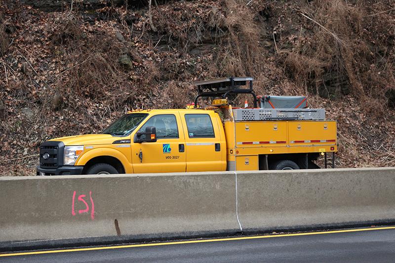 A+landslide+closed+all+lanes+of+University+Blvd.+on+Feb.+8.