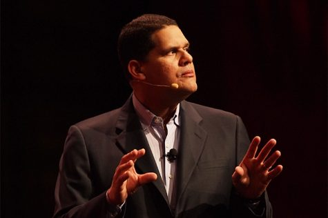 Nintendo of America COO Reggie Fils-Aimé announces retirement