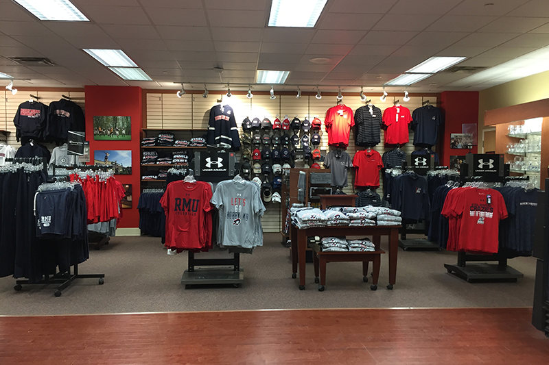 New changes coming to the RMU bookstore over spring break