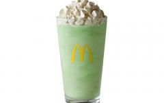 Shamrock Shake returns to McDonalds restaurants