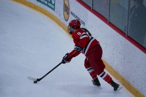 Preview: Women's hockey travels to Penn State
