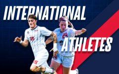 International student-athletes adjust to life at Robert Morris University