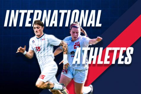 International student-athletes adjust to life at Robert Morris University