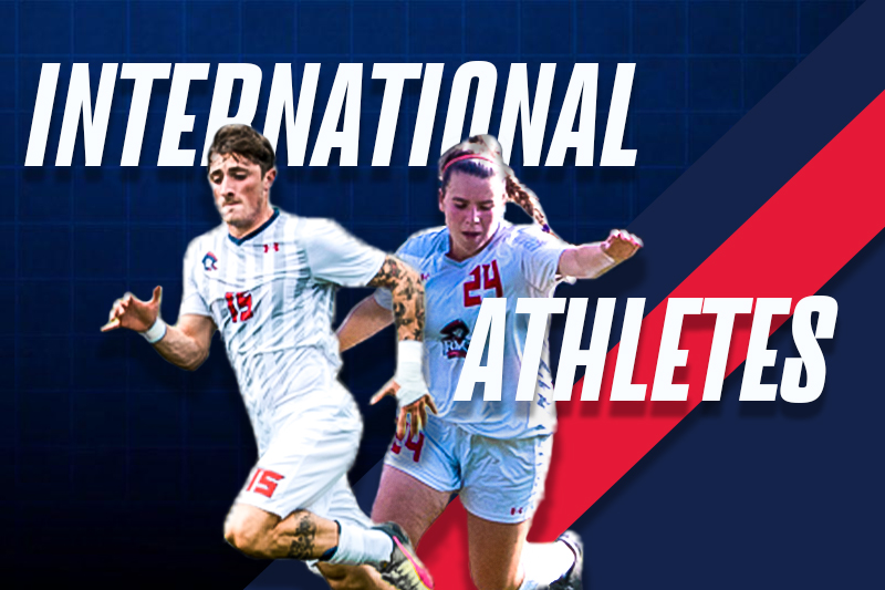 International+student-athletes+adjust+to+life+at+Robert+Morris+University