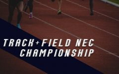 Track and field ties for fifth at NEC Championship