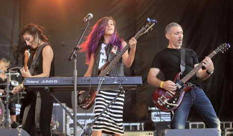 Spinning Jenny and The Silencers to perform at the Hard Rock Cafe