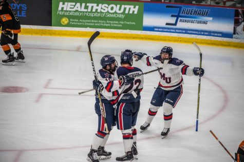 Preview: Colonials look to ground Falcons in AHA quarterfinals