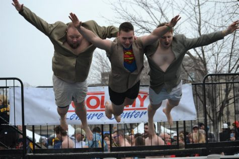 Pittsburgh was 'Freezin' For a Reason' all for a good cause