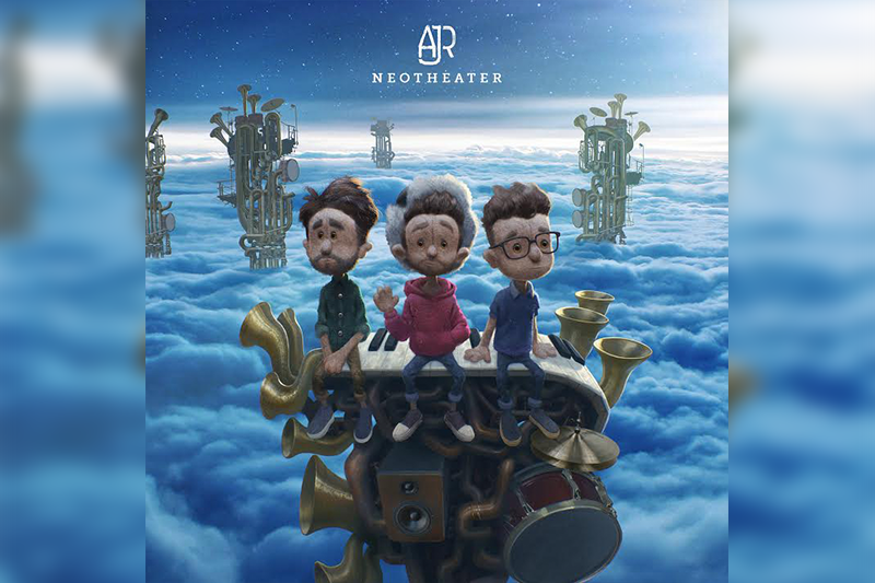 AJR to perform at RMU's new UPMC Events Center