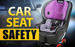 Car Seat Safety Clinic aims to reduce child car injuries