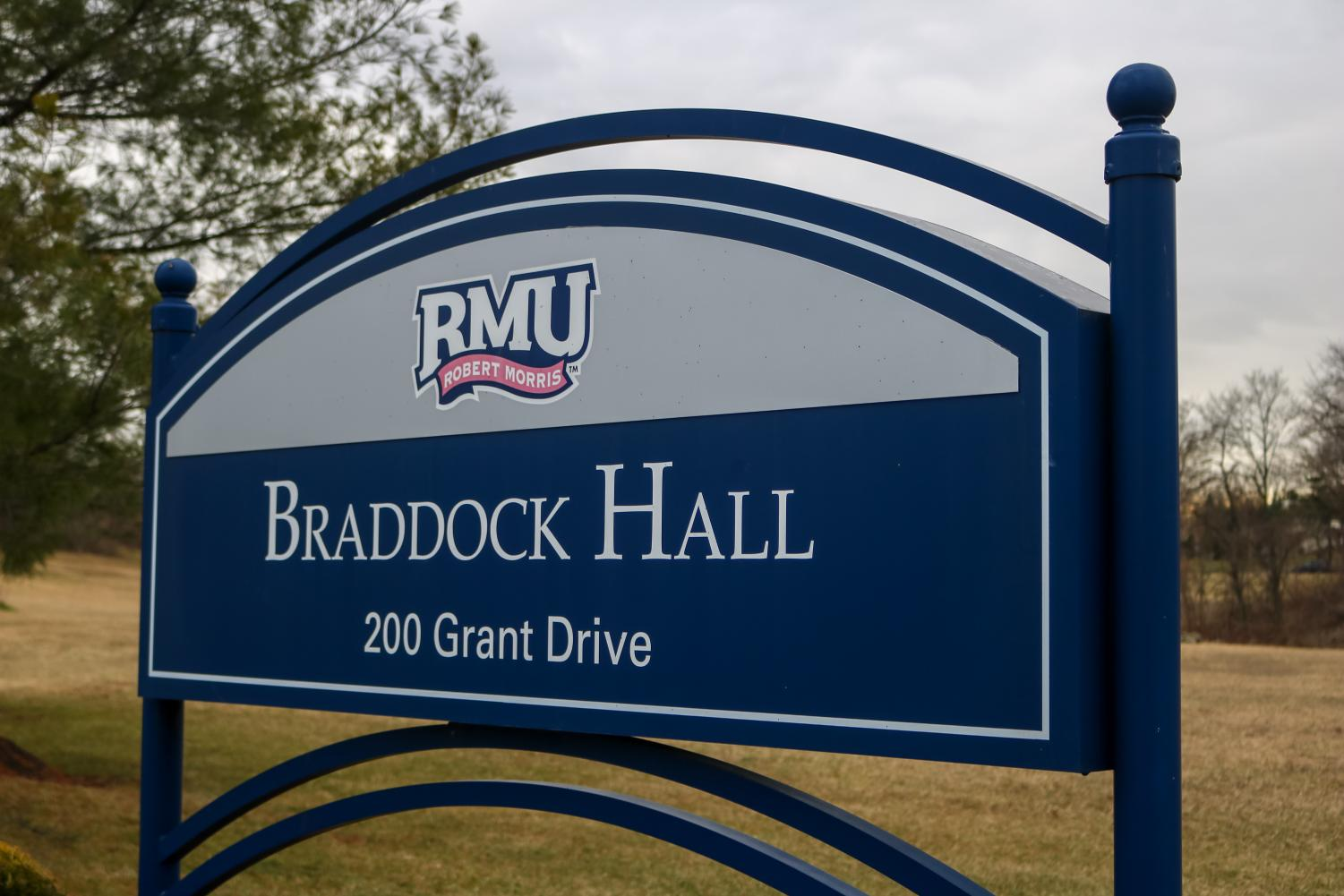 Braddock Hall is one of Robert Morris University's many student housing dormitories. Photo Credit: (RMU Sentry Media/Megan Shandel)