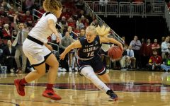 Colonials fall to Cardinals in NCAA tournament