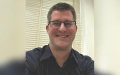 RMU's John McCarthy receives Fullbright Award
