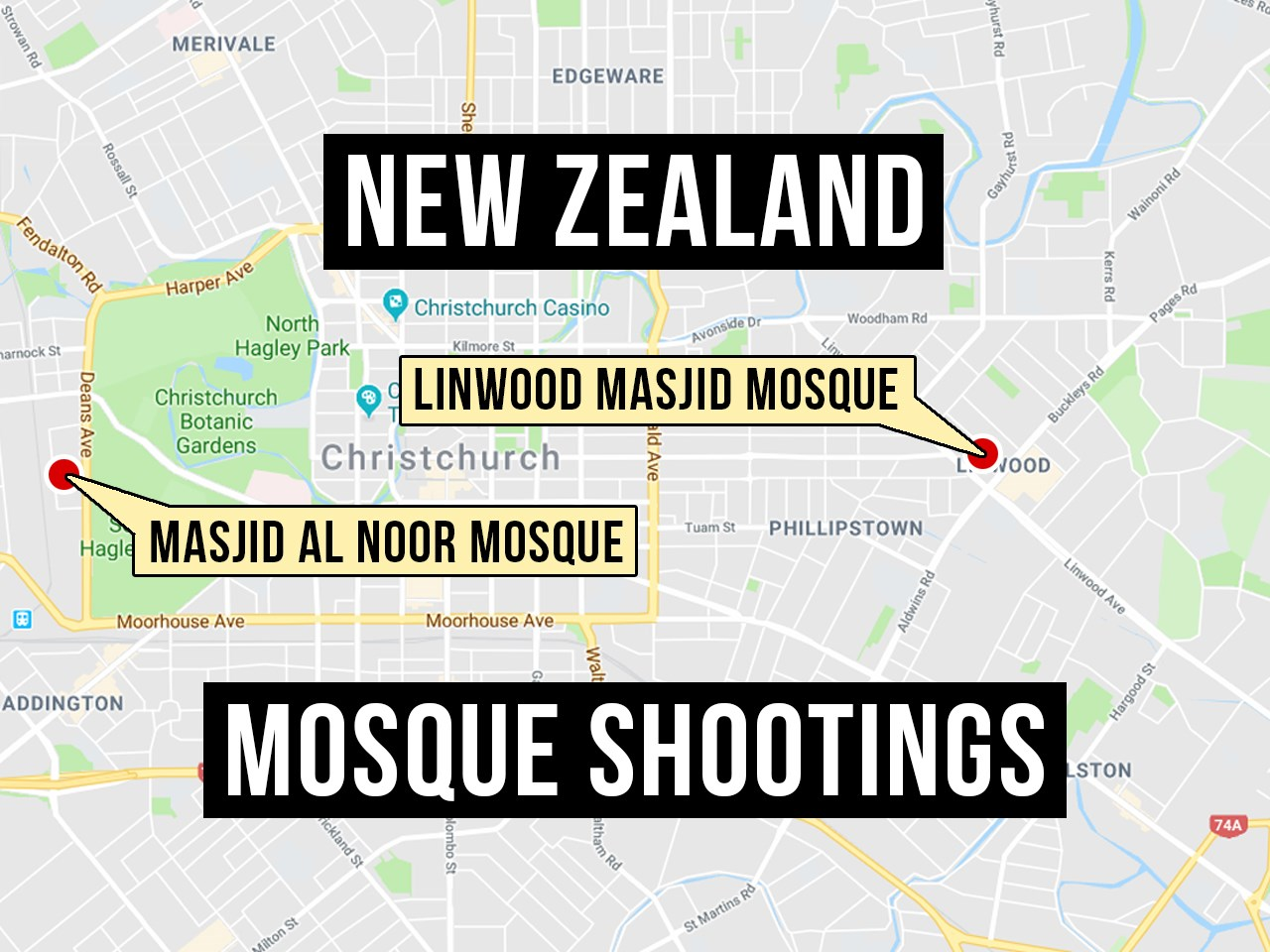 Pittsburgh Police increase security at local mosques following