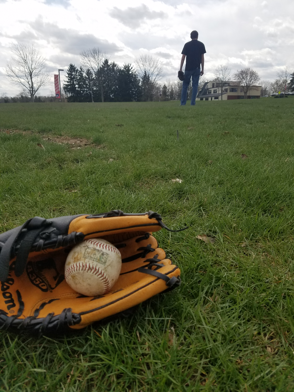 With+the+return+of+Spring%2C+comes+the+return+of+America%27s+pastime.+%28Photo+Credit%3A+Christopher+Gobrish%29