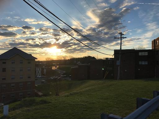 The+beautiful+sunrise+on+a+beautiful+spring+morning.+%28Photo+Credit%3A+Alijah+Jackson%29