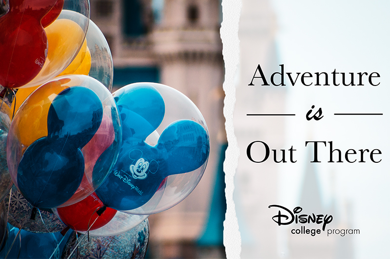 The Disney College Program, which is available to RMU students. Photo credit: Gage McCall