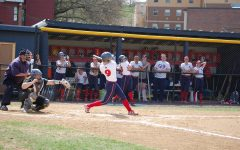 Colonials softball team travel to take on the Kent State Golden Flashes