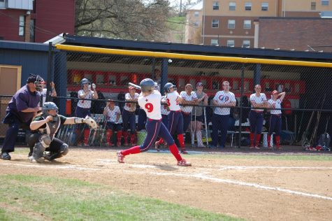 The Colonials hope to finish their last few conference games on a high note