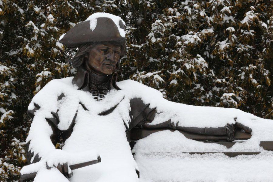 Snowy Bobby Mo
