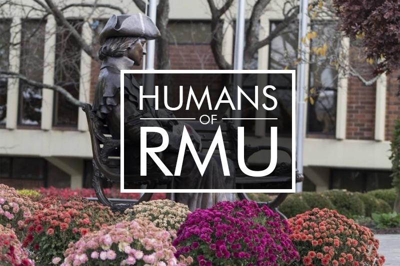 Humans of RMU: The WWE academic