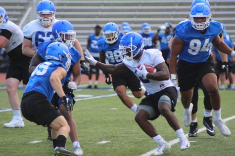 Preview: Football looks to stampede Buffalo