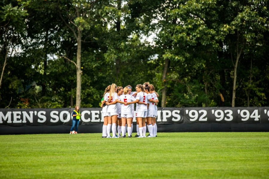 Preview%3A+Women%27s+soccer+hopes+to+build+on+momentum+against+Howard