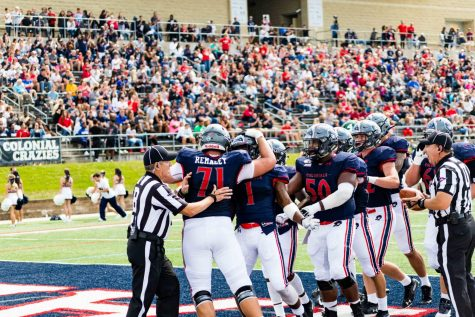 Preview: Colonials look for third straight NEC victory