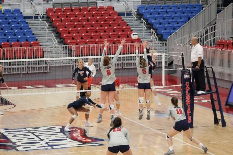 Preview: Volleyball heads to Maryland for Henson's Hawk Invitational