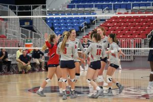 Volleyball adds three recruits for 2020