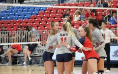 RMU volleyball's NEC run continues