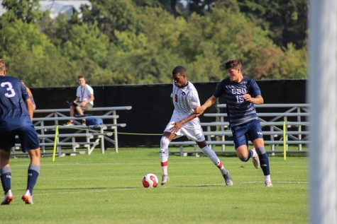 Preview: Men's soccer takes on a struggling Sacred Heart team