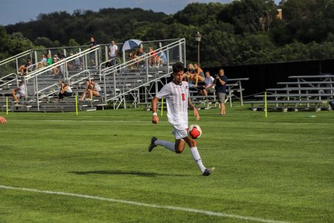 Preview: Men's soccer looks to grab second NEC win against Warriors