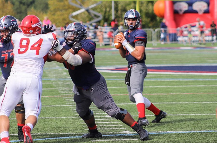 Preview: Colonials look to continue best NEC start since 2010