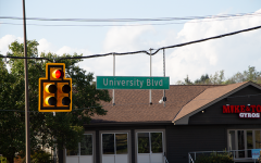 Moon Township Police Department issues a traffic alert for University Blvd.