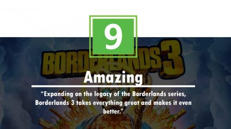 Review Score Borderlands