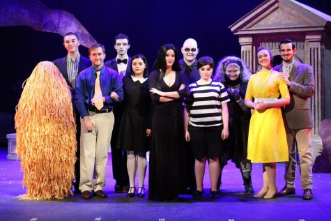 'The Addams Family' shines at Massey Theater