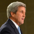 Former Secretary of State John Kerry speaks at Heinz Hall