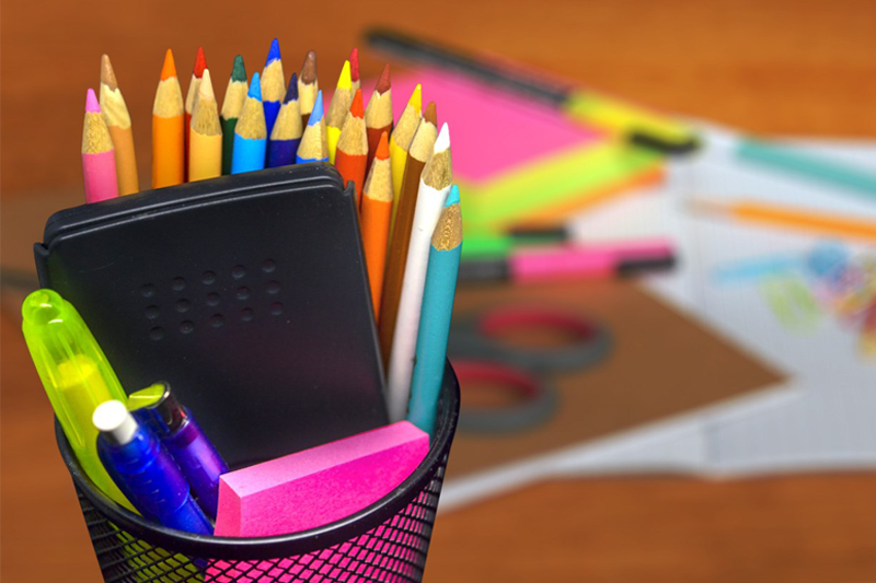 BEST and CACHE hold second annual school supplies drive