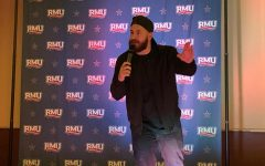 Top Secret Colonials host Pittsburgh comedian Matt Light