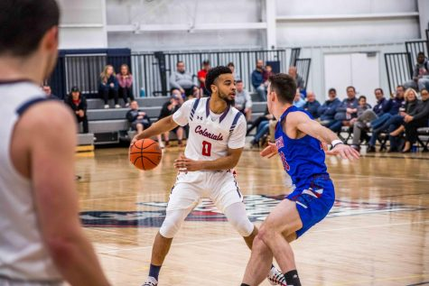 Preview: RMU men's basketball faces the Marshall Thundering Herd in season opener