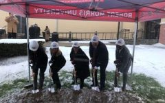 RMU celebrates new John Jay renovations with groundbreaking ceremony