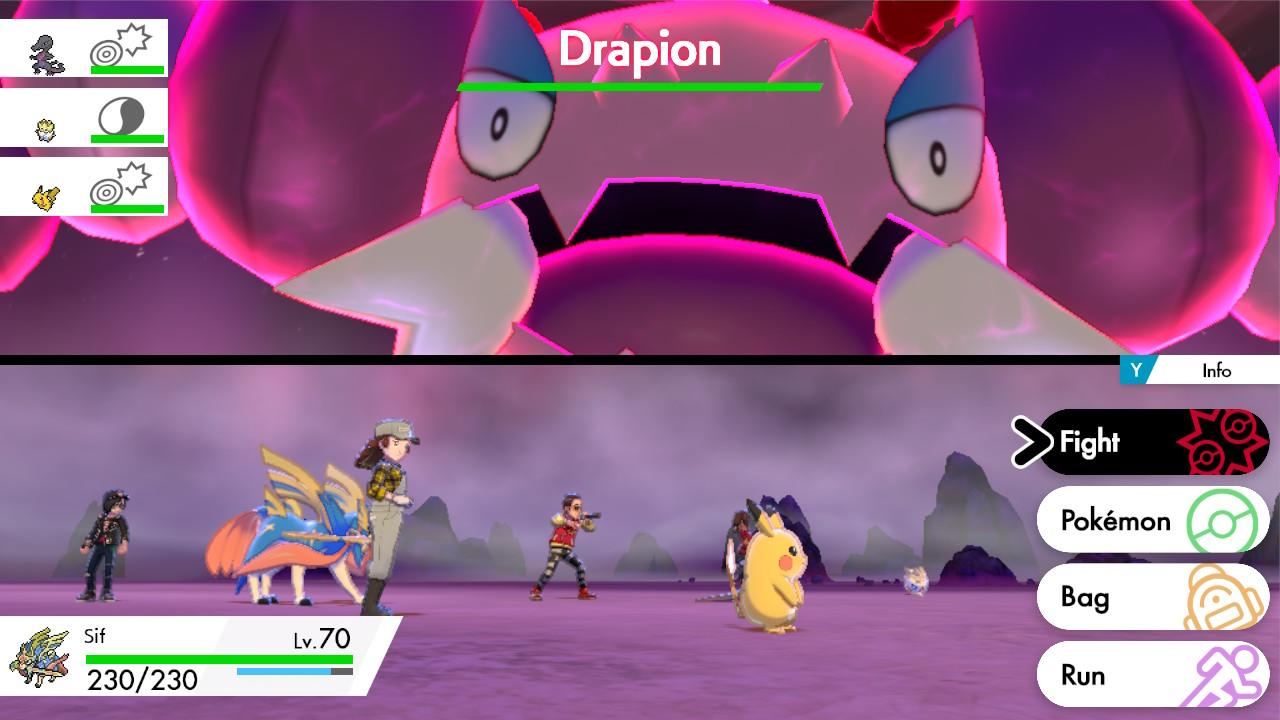 Pokemon Sword 2
