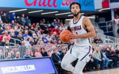 Men's basketball travels to Youngstown State