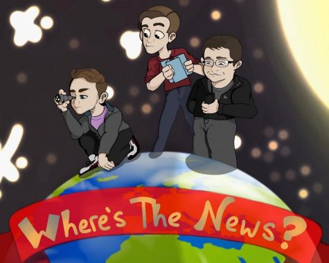 Where's the News? - Episode 11 (FEAT. Mackenzie Nicole)