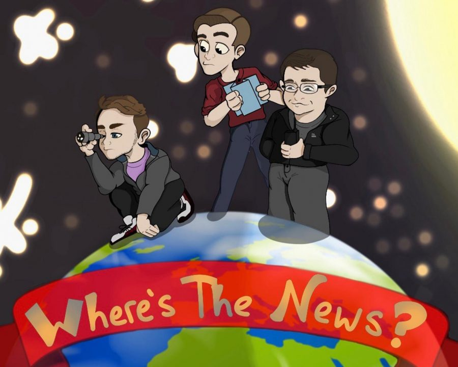 Where's the News? - Episode 10 (FEAT. Matthew Kramer)