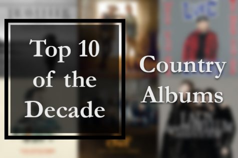 Top 10 Country albums of the 2010s